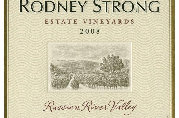 Rodney Strong Pinot Noir 2008