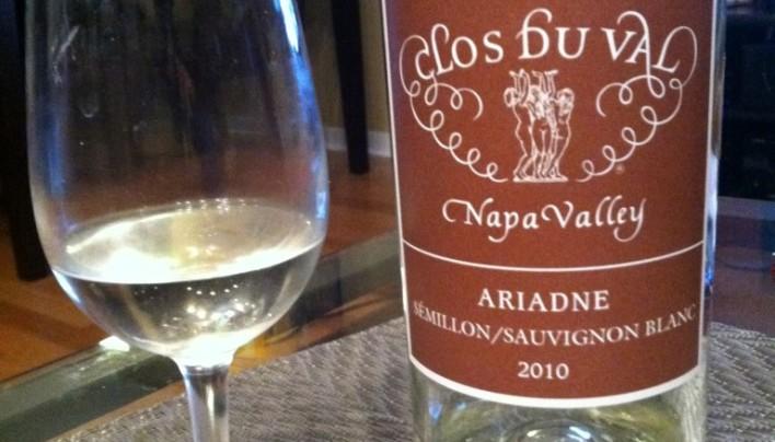Clos Du Val Ariadne 2010