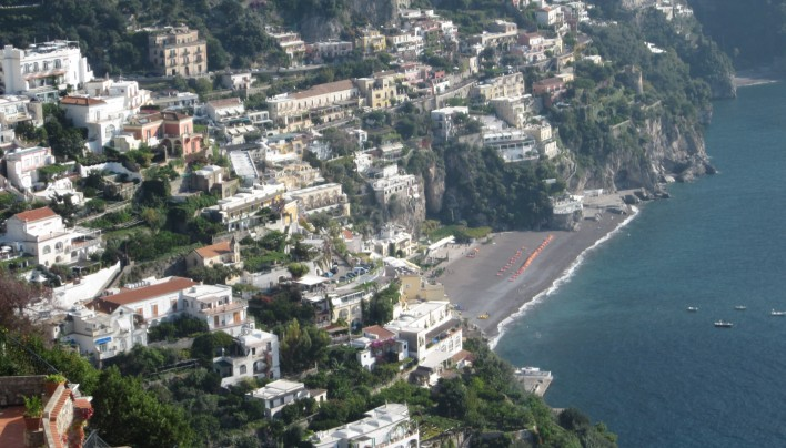Tasting My Way Through Rome and Sorrento