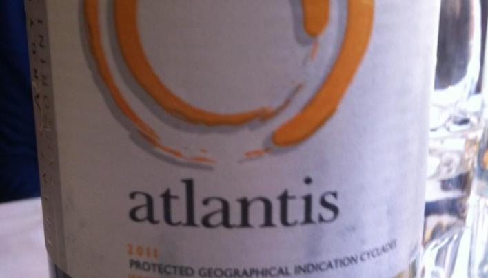 Argyros Atlantis White