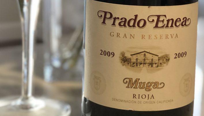 Bodegas Muga Rioja Gran Reserva Prado Enea 2009